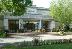 Reading Public Museum in Berks County