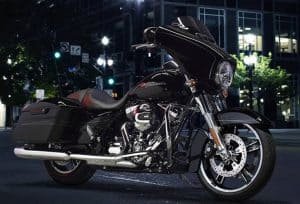 Street Glide® Special motorcycle