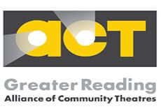 Greater Reading Alliance of Community Theaters Logo