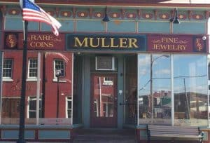 Muller Rare Coins & Fine Jewelry