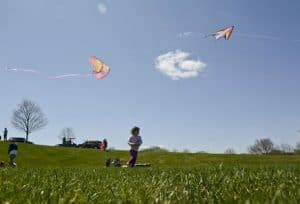Go Fly A Kite Day in Berks County