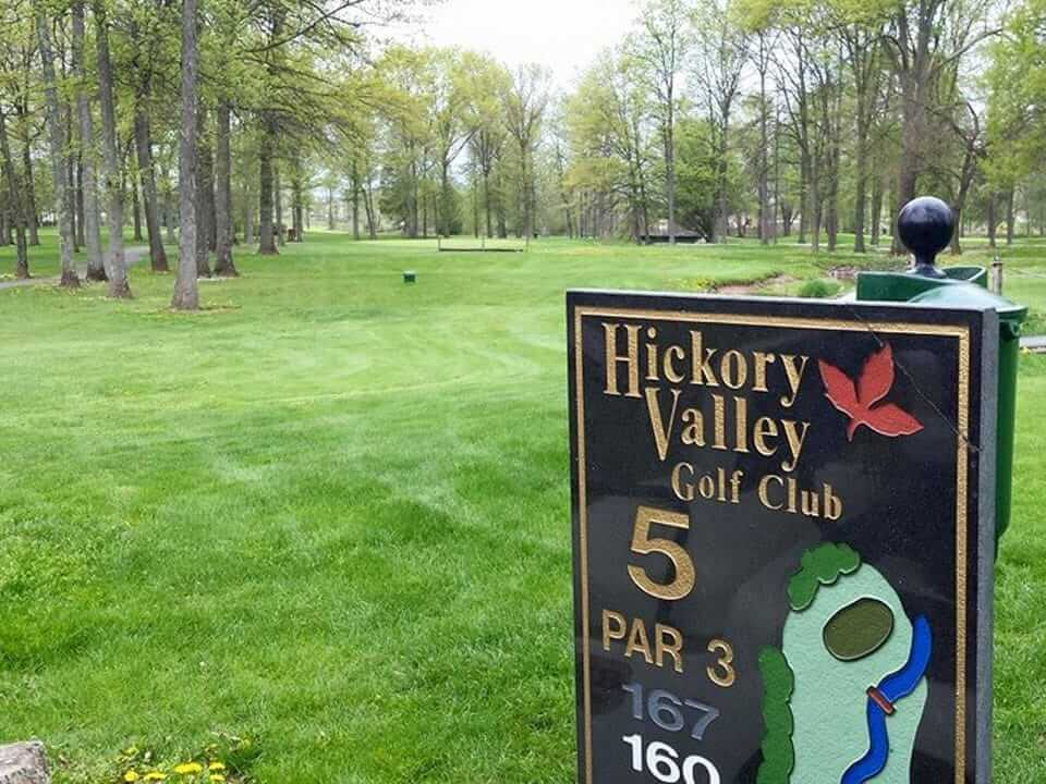 <b>Hickory Valley Golf Course</b>