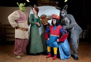 Shrek at the Reading Civic Theater