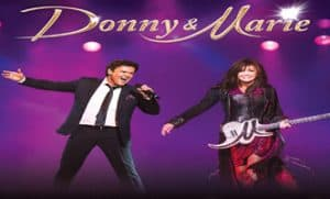 Donny and Marie Osmond @ Santander Arena | Reading | Pennsylvania | United States