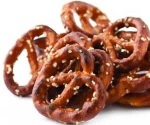 How do you like to crunch on National Pretzel Day?