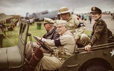 World War II Weekend connects us to the past