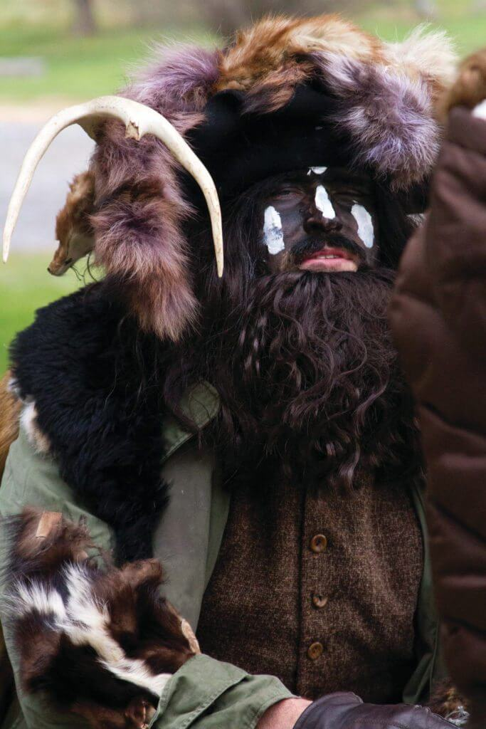 What - or Who - is Belsnickel? | Reading, Berks County, PA