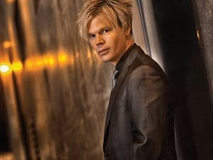 Multi-instrumentalist jazz musician Brian Culbertson poses for a picture.