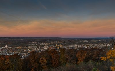 The Perfect Fall Foliage Tour In Berks County