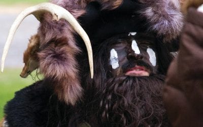 What – or Who –  is Belsnickel?