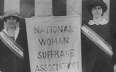 Celebrate One Hundred Years of Women Voting in Pennsylvania's Americana Region