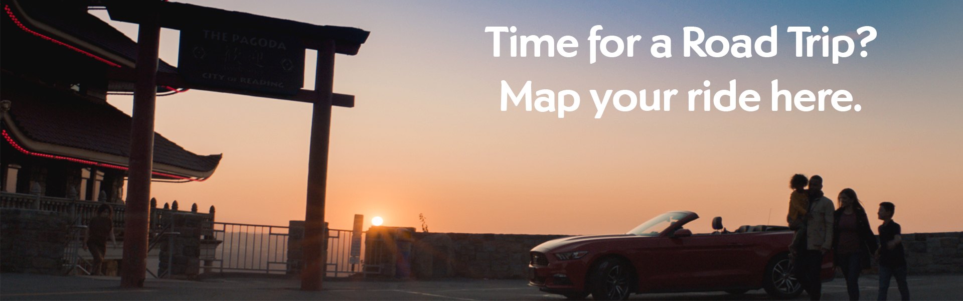 Time for a Road Trip? Map your ride here.