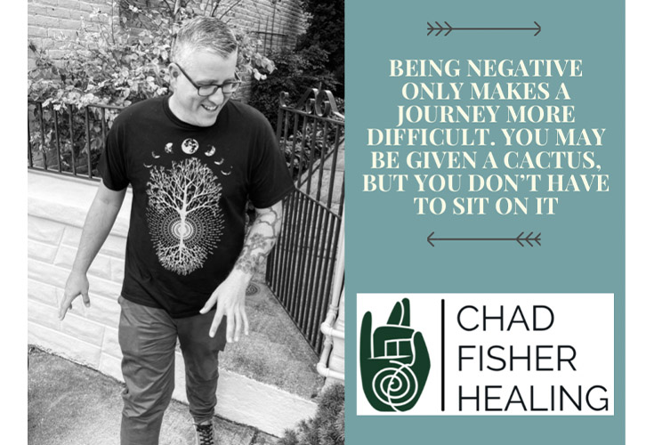 Chad Fisher Healing Promoting Health and Wellness