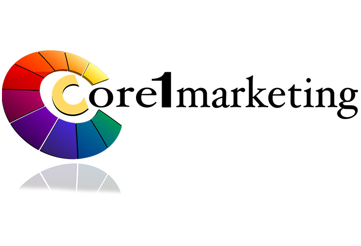 Logo for Core1Marketing