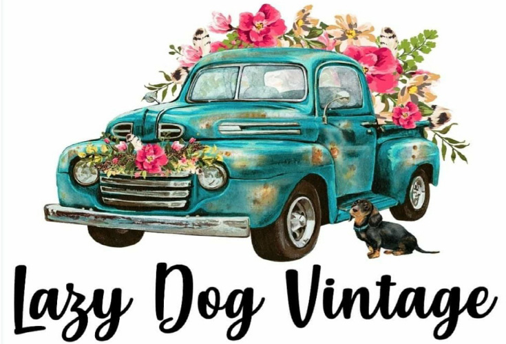 Lazy Dog Vintage Logo