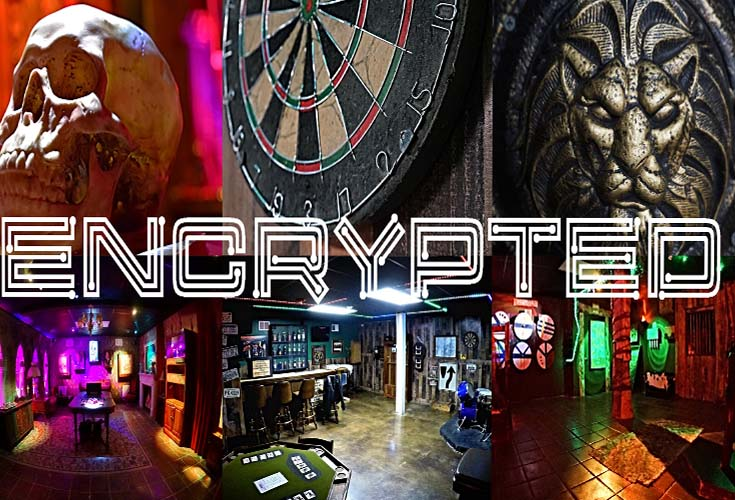 6 colorful rooms at the Encrypted Escape in West Reading