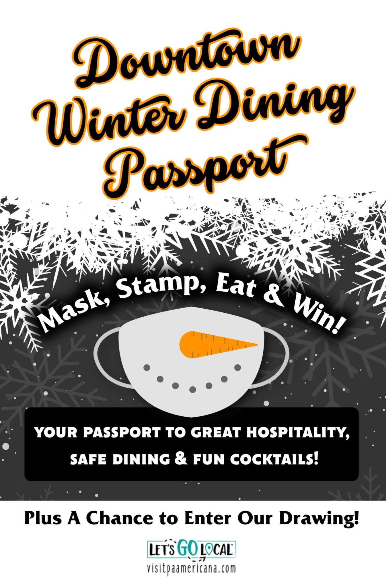 Downtown Winter Dining Passport