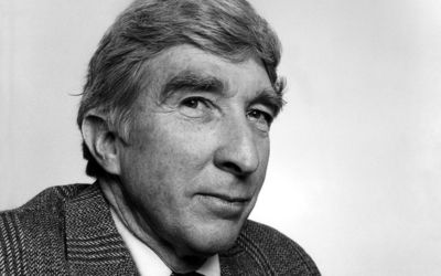 Happy Birthday John Updike! Famed Berks County Author Would've Turned Eighty-Nine This Month