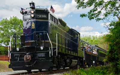 The Colebrookdale Railroad: Scenic Expeditions into PA's Secret Valley
