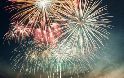 Great Places to Watch July Fireworks in Berks County, PA This Year